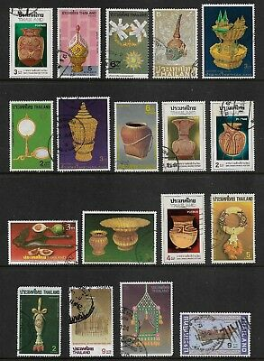 THAILAND mixed collection No.17, used
