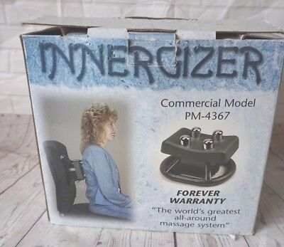 Monster Massager / Innergizer Portable Massage System Professional Model PM-4367