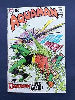 Aquaman No. 50, 1979, DC, Bronze Age, Neal Adams, superheroes, comic books