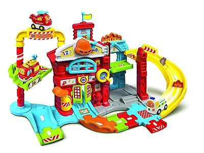 NEW VTech Toot-Toot Drivers Fire Station Kids Educational Musical Toy Gift Idea!