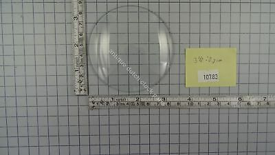 "CLOCK DOOR CONVEX GLASS 3 2/8"" or 8,7 cm across"