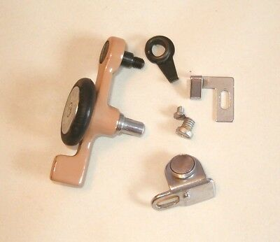 Singer 401a Sewing Machine Bobbin Winder Assembly & Latch Release Thread Guide