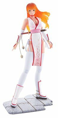 Kaiyodo Mon-Sieur Bome Collection Vol.14 Dead Or Alive Kasumi PVC figure White