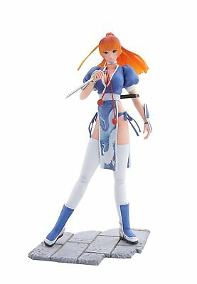 Kaiyodo Mon-Sieur Bome Collection Vol.15 Dead Or Alive Kasumi PVC figure Blue
