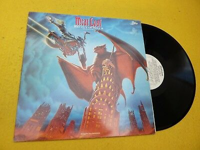 Meat Loaf ‎– Bat Out Of Hell II: Back Into Hell (EX-/EX+) Vinyl Lp ç
