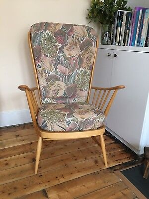 Ercol Evergreen Vintage Cushions (not the armchair!)