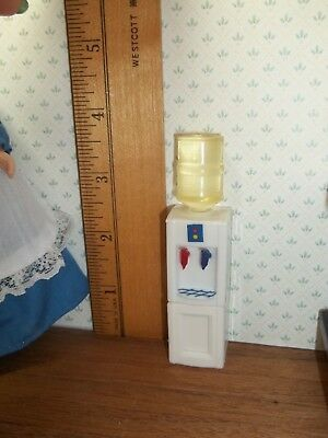 Tall Water Cooler -  Doll House Miniature