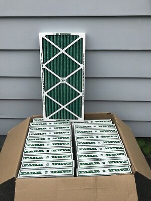 Farr 30/30 24x12x2 Industrial Commercial Air filter Qty 20 Case