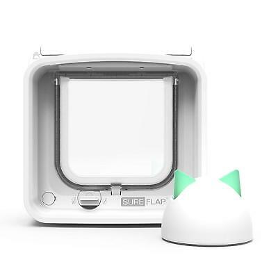 Sureflap Microchip Cat Flap Connect With Hub Bundle