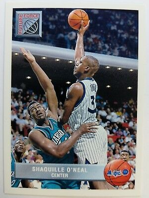 Shaquille Oneal 1993 Upper Deck Rookie Card Rare Rookie