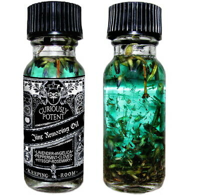 Jinx Removing Oil Hoodoo Witchcraft Supplies Occult Pagan No Hex Buy2 Get1