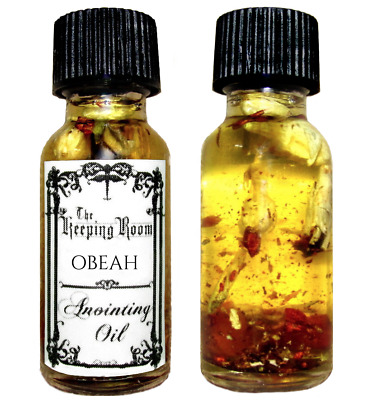 Obeah Oil Hoodoo Supplies Clearing Banishing Purification Protection Blessing
