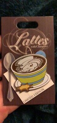 Disney Latte Pin Series 2018 - Jiminy Cricket