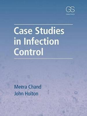 Case Studies in Infection Control by Meera Chand Paperback Book Free Shipping!