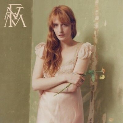 Florence & The Machine - [High As Hope] Album CD Sealed
