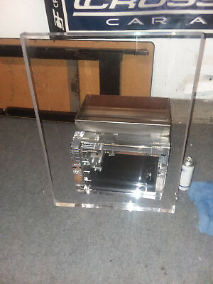 Bulletproof Glass 18 X 26.  Inches 1 3/8 Thick. Level 2. Blast Resistant Bullet