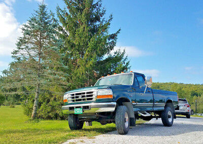 1994 Ford F-350  F-350 1994 FORD XLT - 7.3, 184,000 Miles - 4x4 - Single Cab, Towing Package