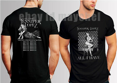 797b8110 JEnnifer LopEz All I HAve Tour 2018 T-ShirtMEN WOMEN SIZE S - 5XL