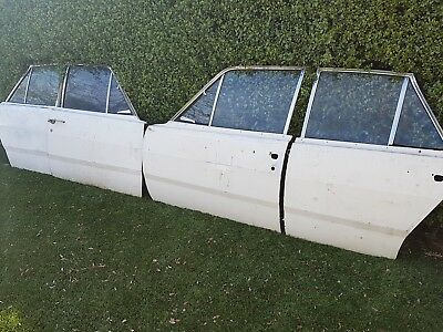 Valiant Doors to suit VE_VF_VG Sedan very good $75 ea.