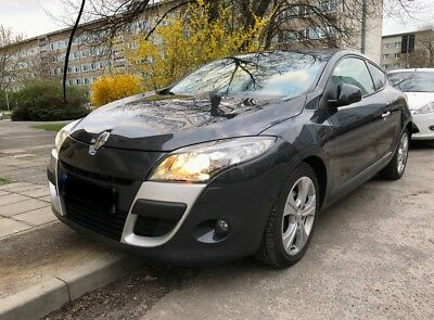 Renault Megane 3 Coupe TCe 130 Standheizung Klimaautomat