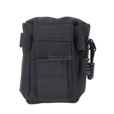 Universal SLR Camera Lens Soft Protector Carry Case Bag Pouch*Small Size*UK B1O0