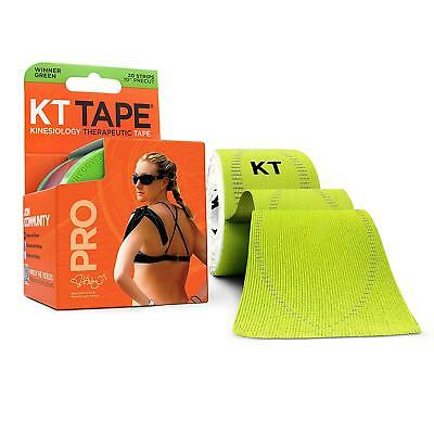 Brand New KT Tape Pro 20 Strip Synthetic Precut Kinesiology Tape Fitness