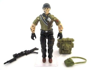 GI Joe Action Force Cobra ☆ TUNNEL RAT ☆ Figure Rare Hasbro Vintage nr 100% 1987