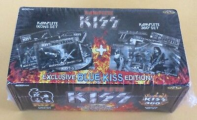 2009 Press Pass KISS Trading Cards Factory Sealed Set