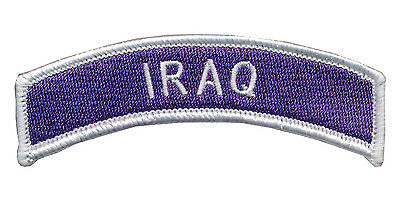 Combat Veteran - Purple Heart IRAQ Tab - OIF - Ranger - USMC - Army - Iraq War