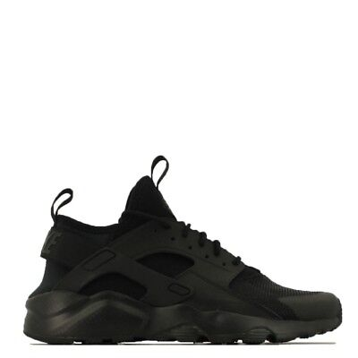 Günstige Nike Air Huarache Ultra Breathe Triple Black