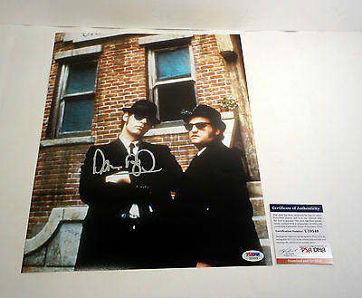 Dan Aykroyd Blues Brothers Signed Autograph 11X14 Photo Vid Proof Psa/dna Coa #2
