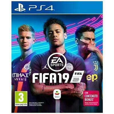 ELECTRONIC ARTS PS4 - Fifa 19 Standard Edition