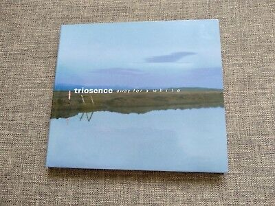 Cd Triosence - Away For A While - Digipack - 12 Tracks - Moons - Germany