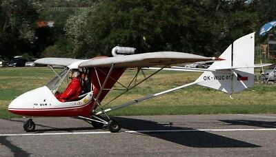 1 Seat Ultralight Plans For Homebuild - High Quality Of Engineering Work !!!