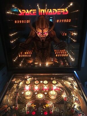 1980 BALLY SPACE Invaders Pinball Machine - $1,975.00 ...