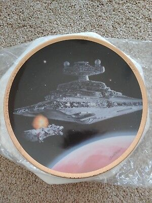 Star Destroyer Star Wars Hamilton Collection Plate