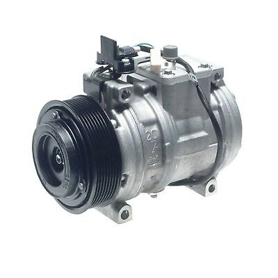 For Mercedes W140 300SE 600SEL S600 A/C Compressor and Clutch Denso 471-1386