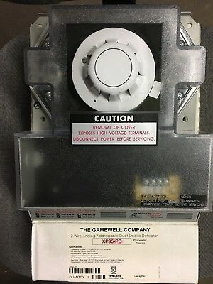 Duct Photoelectric Detector - Gamewell / Fci- Xp95-Pd