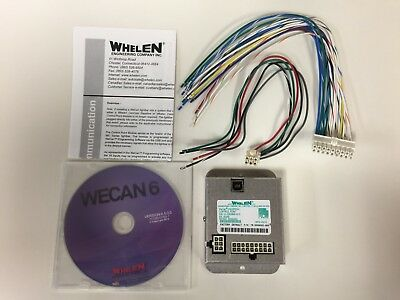 Whelen WCCP WeCan Universal Control Point Kit