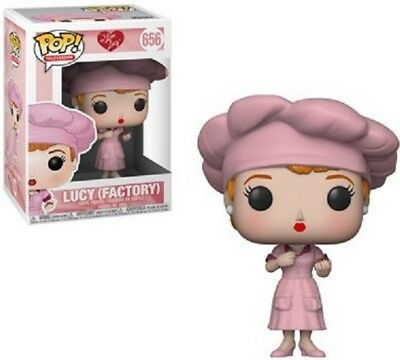 Funko Pop! Bobble Figure I Love Lucy #656 LUCY (FACTORY)  New in Box