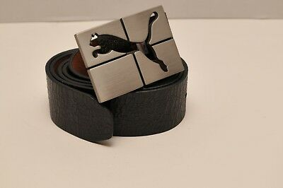 Genuine Puma Carve Belt Men's Leather 052010-02-Xl