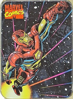 Marvel Comics IronMan Nabisco Collector Tin 1993