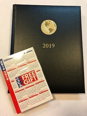 2019 American Express Appointment Book