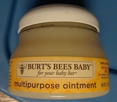 Burt's Bees Baby 100% Natural Multipurpose Ointment, Face & Body Baby Ointment –