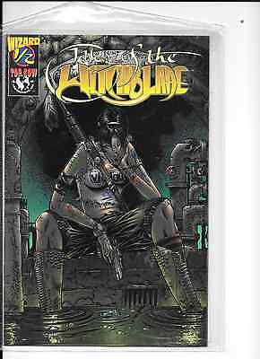 1997 Tales Of The Witchblade #1/2 VF/NM Wizard Promo Exclusive Top Cow With CoA