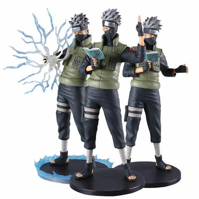 Anime Naruto Shippuden Kakashi Hatake 1/6 Scale PVC Figure New No Box 30cm
