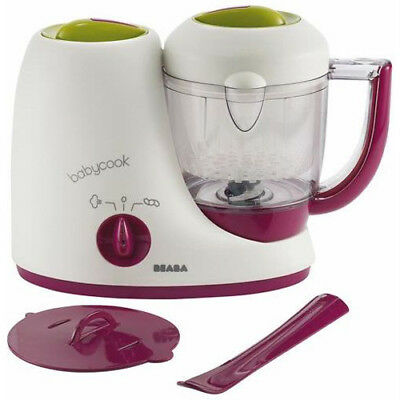 New BEABA Babycook Classic - Gipsy - Steam Cooker Blender Baby Food - NIB