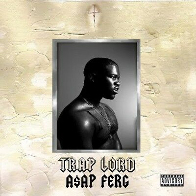 Asap Ferg - Trap Lord (Vinyl Used Very Good) Explicit Version