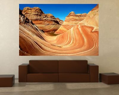 Fototapete - Coyote Buttes Nord - The Wave II