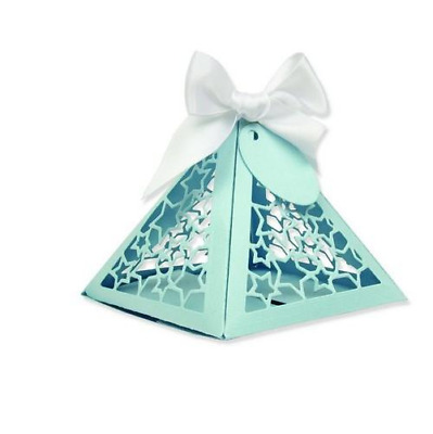 Sizzix Thinlits Die set - 4PK Triangle Gift Box 662596